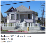 """This Victorian Vernacular Cottage was built in the """"pre-consolidation"""" era, before the City of San Pedro was incorporated into the City of Los Angeles."""