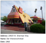 A Mid-Century Modern Wienerschnitzel . . . seriously :)